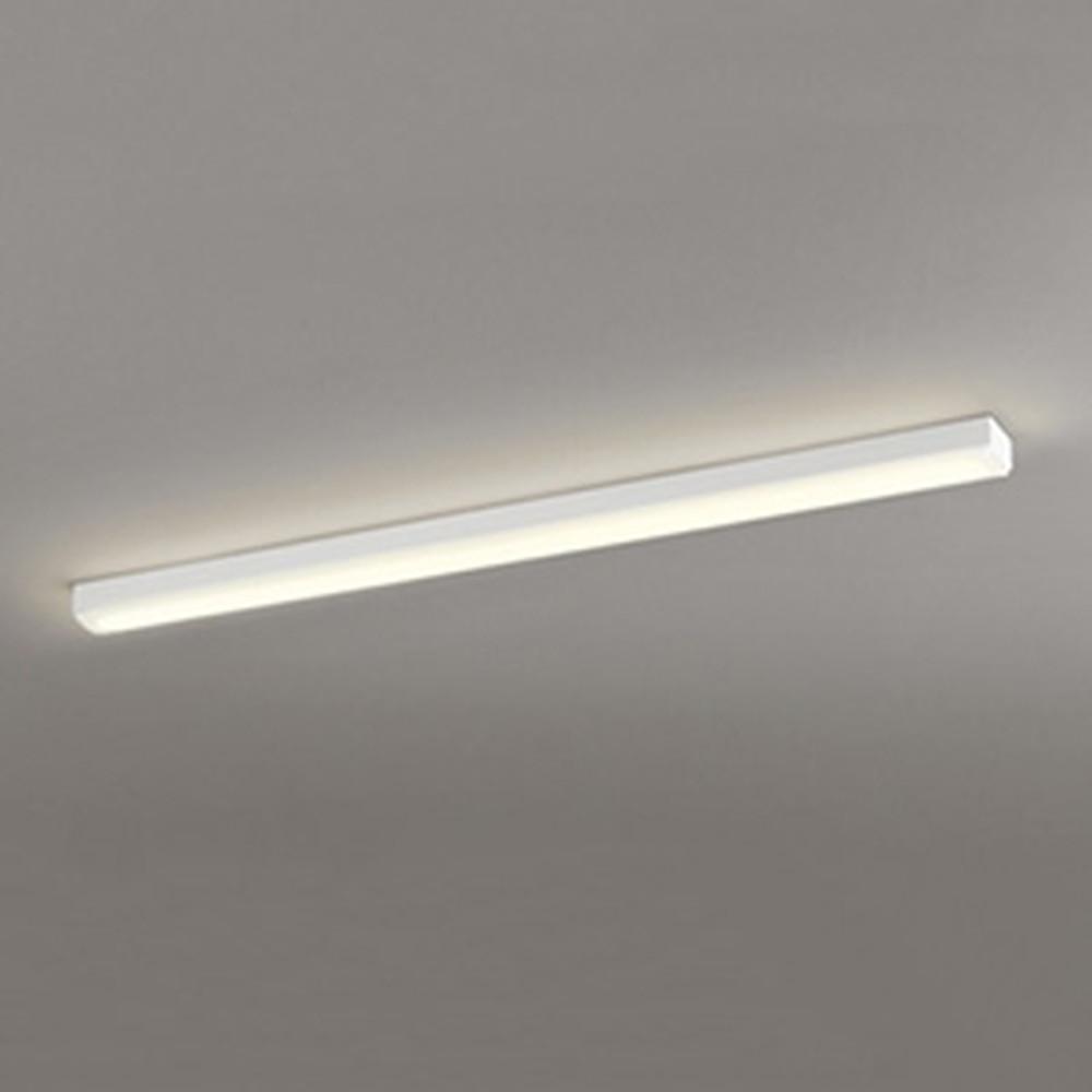 オーデリック LED一体型キッチンライト Hf32W定格出力×2灯相当 壁面・天井面・傾斜面取付兼用 電球色 OL291126P4E