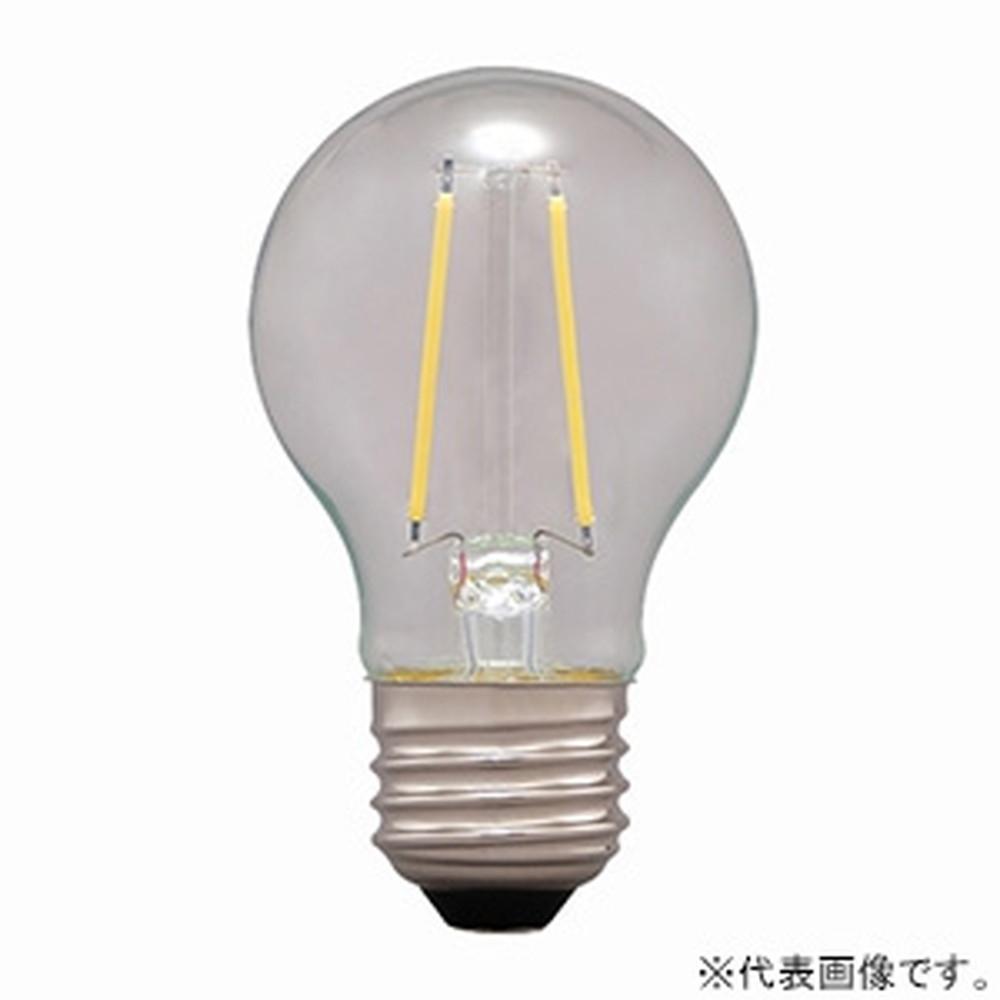 アイリスオーヤマ 【ケース販売特価 24個セット】 LEDフィラメント電球 ミニボール電球タイプ ボール電球25形相当 全方向タイプ 密閉形器具対応 昼白色 E26口金 LDG2N-G-FC_set