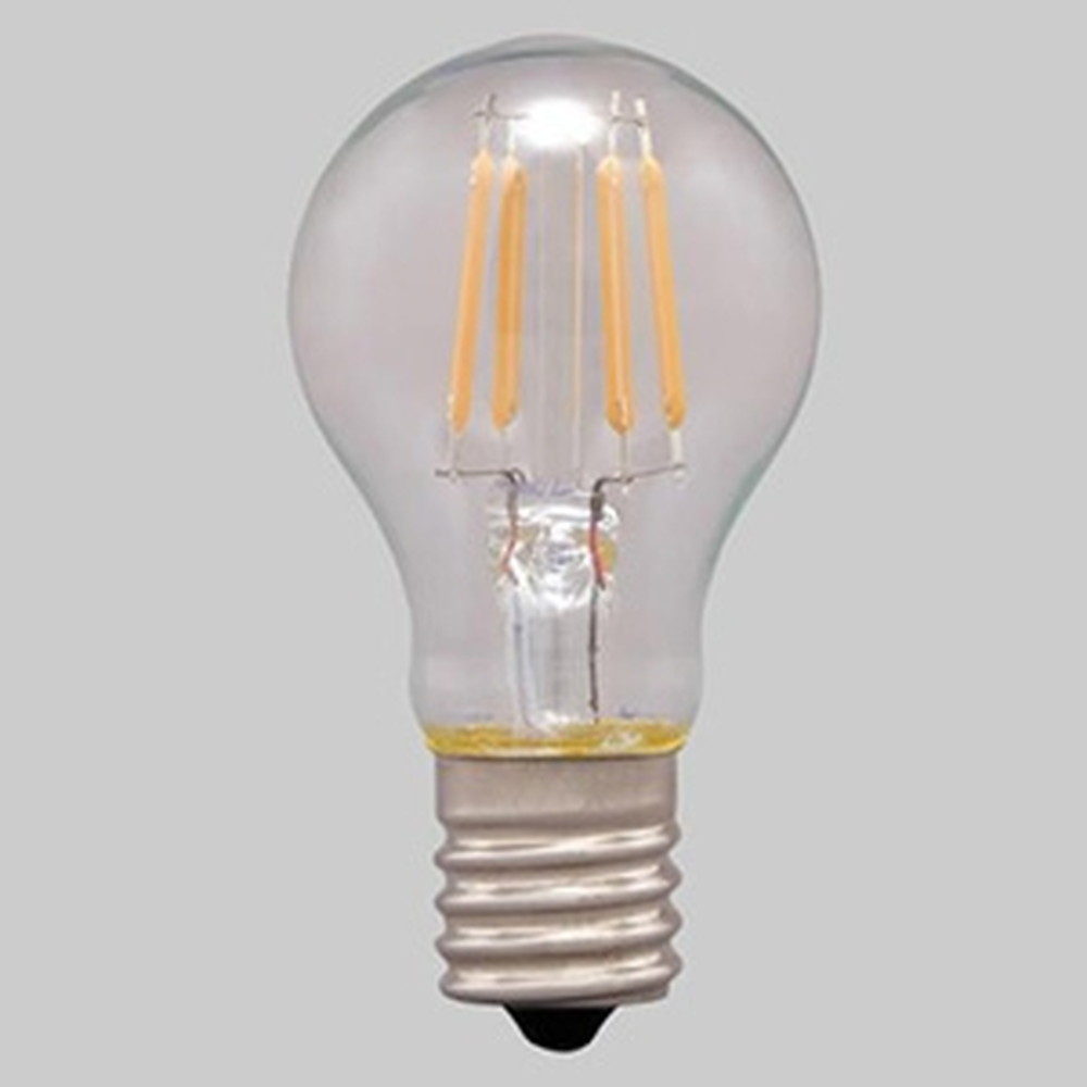アイリスオーヤマ 【ケース販売特価 24個セット】 LEDフィラメント電球 ミニクリプトン球タイプ 小形電球25形相当 密閉形器具対応 電球色 E17口金 LDA2L-G-E17-FC_set