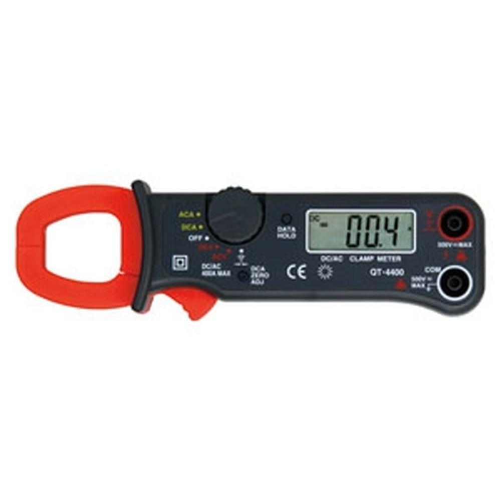 マザーツール 交流/直流デジタルクランプメータ 軽量・小型タイプ テスタ機能付 測定導体最大φ25mm QT-4400