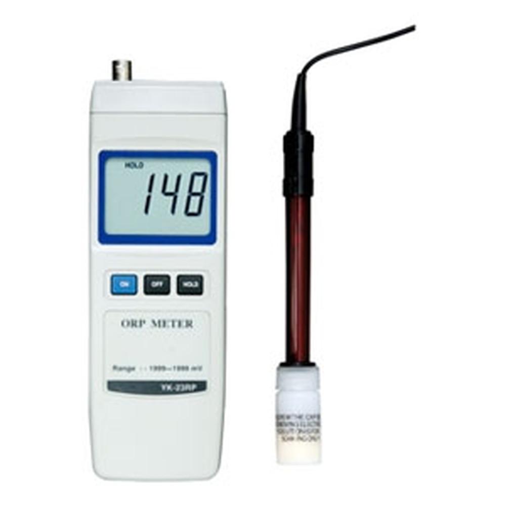 マザーツール デジタル酸化還元電位計(ORP)メータ 測定範囲-1999~1999mV YK-23RP