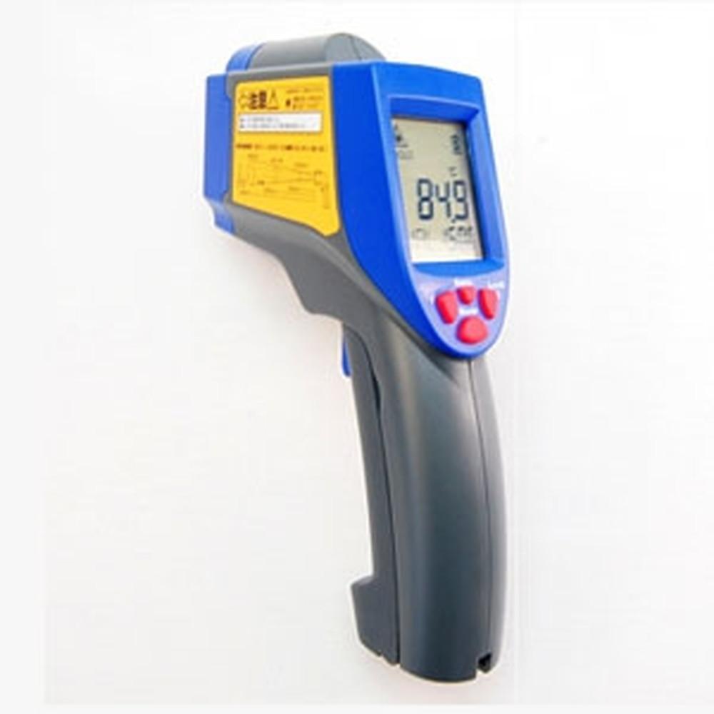 マザーツール 非接触放射温度計 測定範囲-60~1500℃ 2点レーザーポインタ付 MT-10