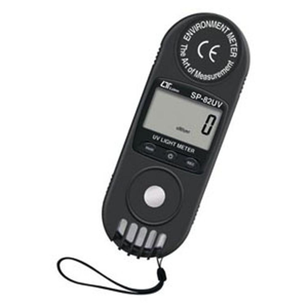 マザーツール ポケットサイズ紫外線強度計 測定波長250~390nm SP-82UV