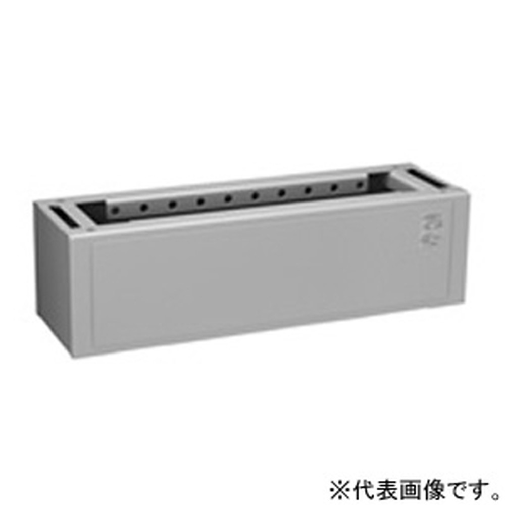 日東工業 自立用基台 自立制御盤キャビネットオプション 横800×縦200×深315mm EX35-82ZL