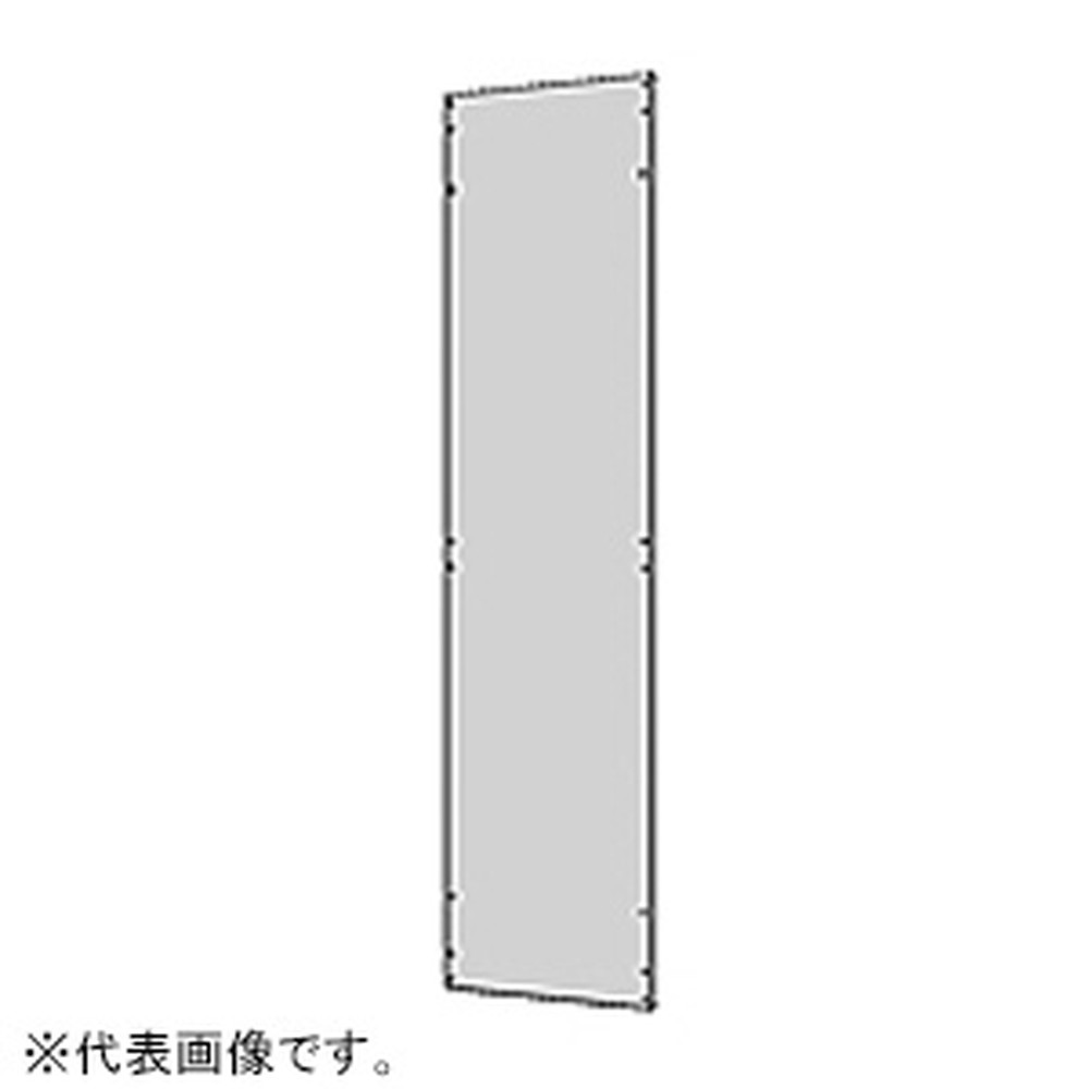 日東工業 自立鉄製基板 自立制御盤キャビネットオプション 側面用 高2100×深400mm用 BP22-3019J