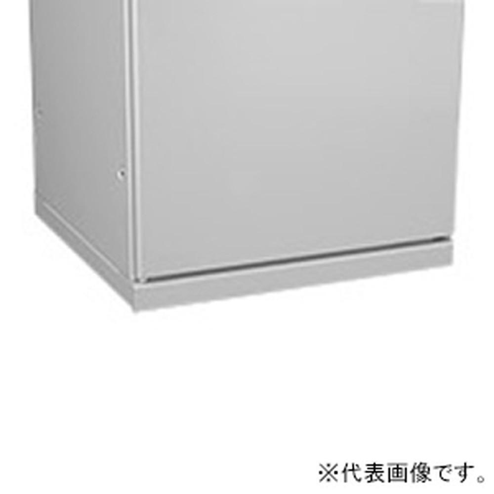 日東工業 基台 FZシリーズオプション 屋内用 横1000×縦100×深500mm FCX-Z501010ZA