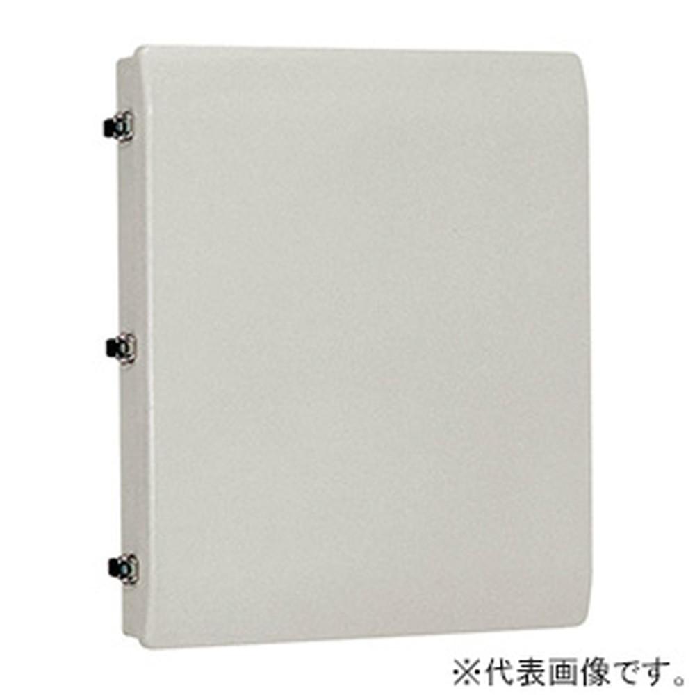 日東工業 端子ボックス FRP樹脂製 端子数10P 片扉 木製基板付 横200×縦300×深100mm FTP10-23A