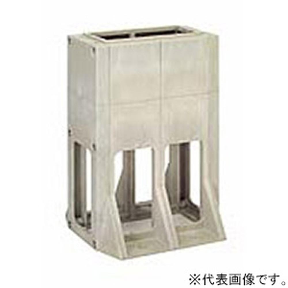 日東工業 高密度ポリエチレン製ペデスタルベース ホームペデスタルオプション 横700×縦700×深250mm イソモ顆粒付属 HVP-7P