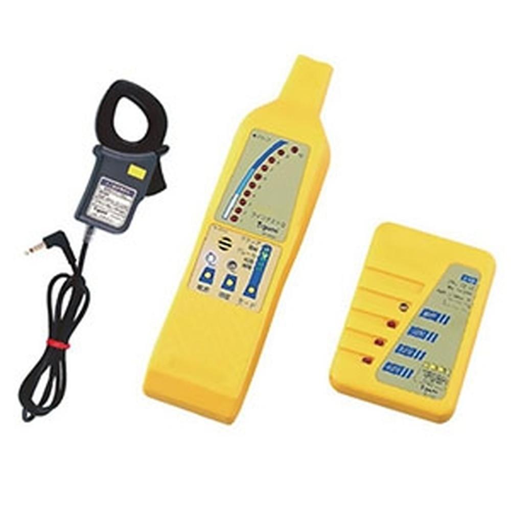 戸上電機 低圧配線路探査器 《Superラインチェッカ》 電圧範囲AC・DC12~528V ノイズカット機能搭載 TLC-C