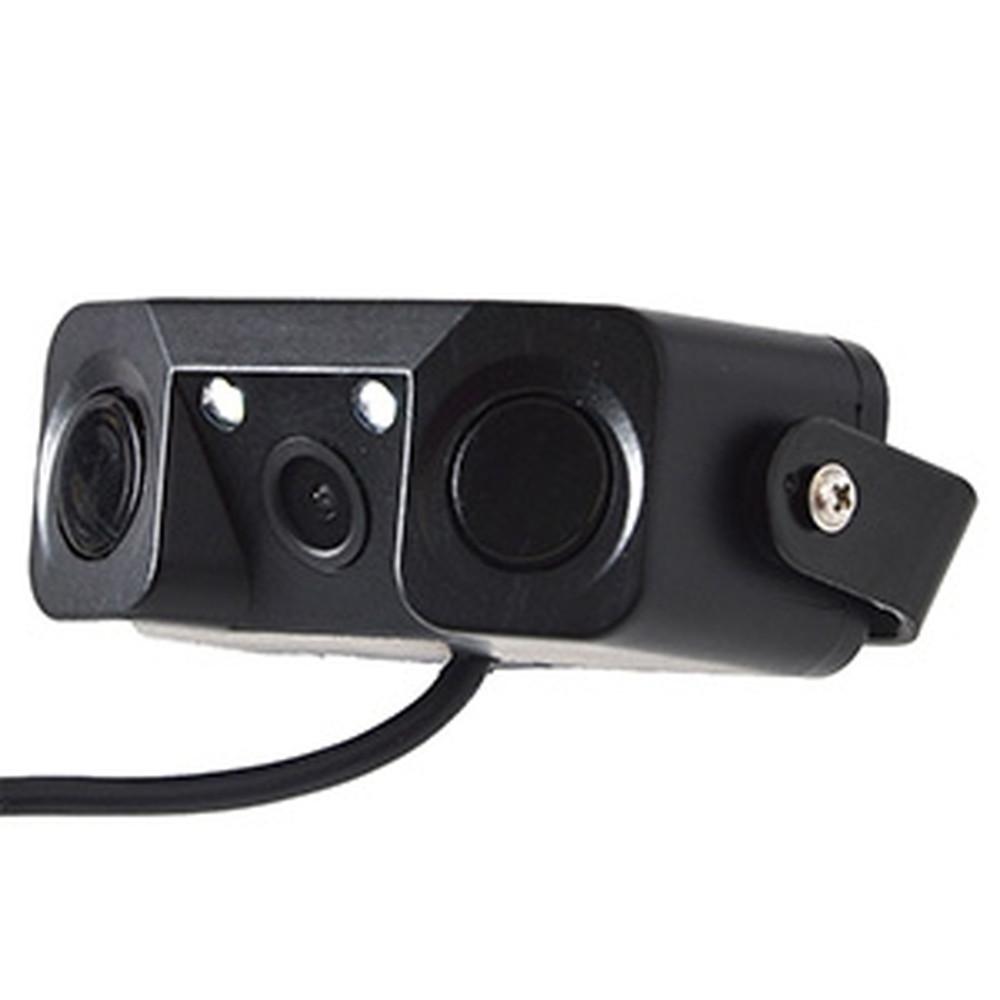 サンコー バックセンサー&モニターセット 12V・24V対応 ACC直結タイプ BACKSN24