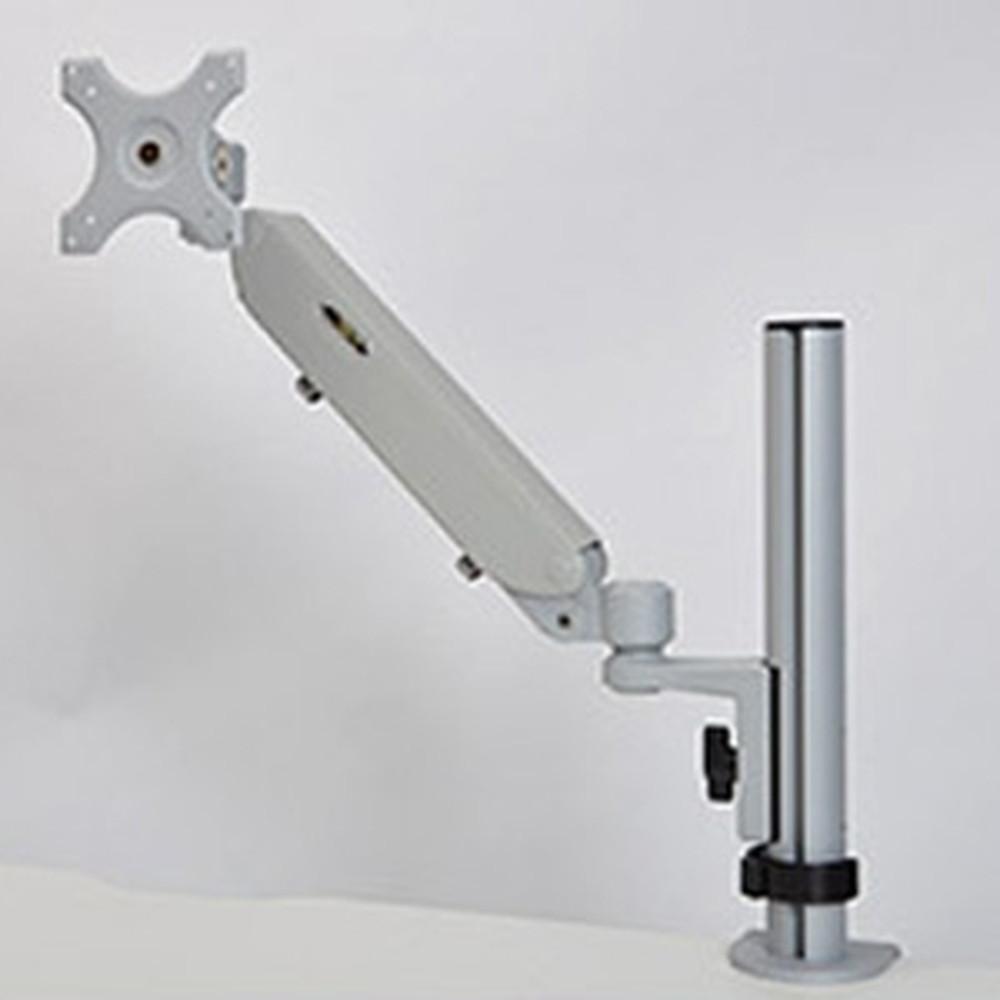 サンコー 可動式ガスショックモニターアーム 1面モデル 耐荷重5.5kg クランプ式 MARM8530S