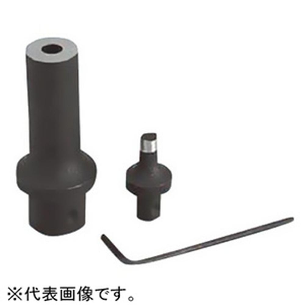 ネグロス電工 ダクター穴あけ工具用替金型 穴あけ寸法φ7mm 適合チャンネルD15~SD-D2 MAKD-7