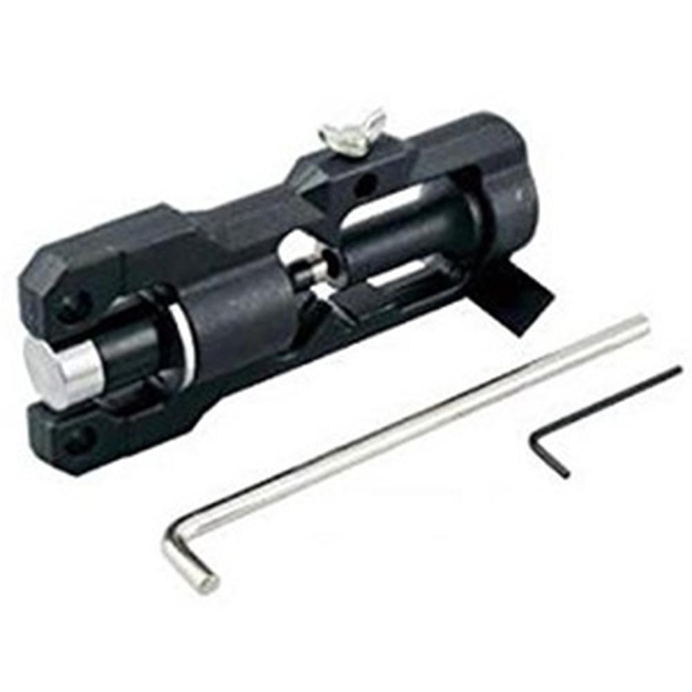 ネグロス電工 チャンネルパンチャーアタッチメント MAKEX用 穴あけ寸法φ10mm 適合チャンネルD15~S-D2 MAKE-DP