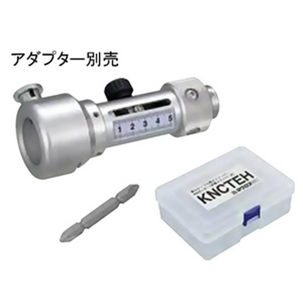 ネグロス電工 ケーブルストリッパー 《KNカッターセット》 600V単心ケーブル専用 アダプター別売 KNCTEH