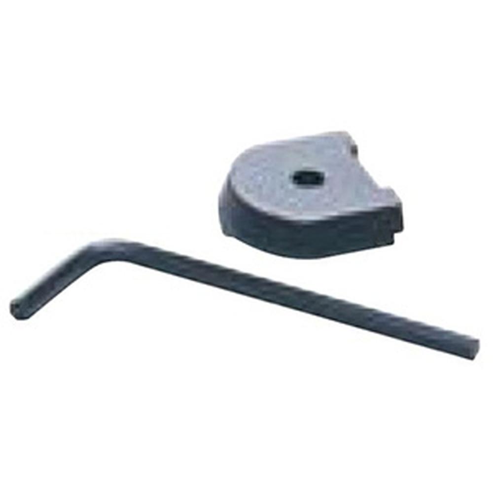 ネグロス電工 軽量間柱振れ止めチャンネル切り欠き工具用替刃 適合管外径32mm以下 適合チャンネル板厚1.2mm以下 MAKCK32-C
