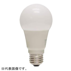 東芝 【ケース販売特価 10個セット】LED電球 《E-CORE》 防雨・防湿型 一般電球60W形相当 配光角140°タイプ 電球色 E26口金 防湿形器具・密閉器具対応 LDA7L-H/60W/2_set