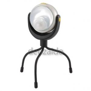 ライテックス 【ケース販売特価 6個セット】 LEDどこでもセンサーライト 防雨型 三脚/マグネット取付式 単3乾電池×3本(別売) ASL-090_set