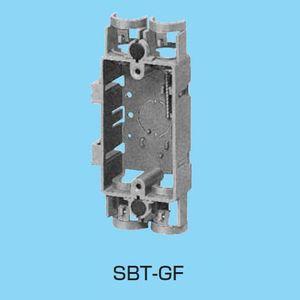 未来工業 【ケース販売特価 50個セット】 スライドTLボックス 磁石付 TLチューブ適合サイズ:TLフレキ16 SBT-GF_set