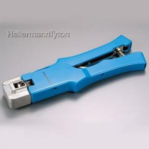 ヘラマンタイトン モジュラープラグ圧着工具 1ピース・2ピース共用 MCT3
