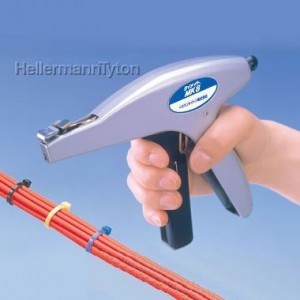 ヘラマンタイトン 結束工具(タイメイト) 短尺インシュロック用 ダブルアクション工具 適合インシュロックタイ幅:2.2~5.0mm MK8
