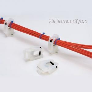 ヘラマンタイトン ハーネスホルダー 乳白 25個入 HH-20