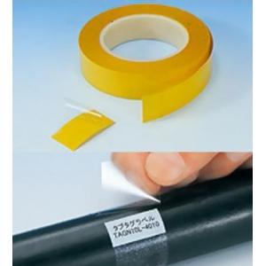 ヘラマンタイトン 保護ラベル(特殊ラベル) 種類:オーバーラミネートフィルム 透明 TAGN18R-4010