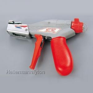 ヘラマンタイトン メタルタイ結束工具 締め付け強度調整機能付 適合メタルタイ幅:4.5~12.3mm MK9SST
