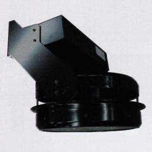 【受注生産品】 日立 高天井用LED器具 壁直付形 400Wクラス 点灯方式:連続調光形 配光角:60° MVE1401NN-Z24