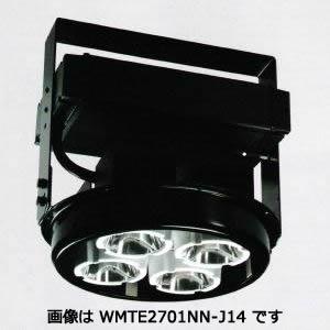 【受注生産品】 日立 高天井用LED器具 防湿・防雨形 400Wクラス 点灯方式:照度補正形 配光角:90° WMTE1401MN-J14