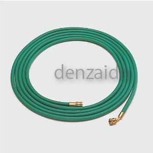 タスコ R22/R12/R502用1/4ロングチャージホース 5m 緑 TA136D