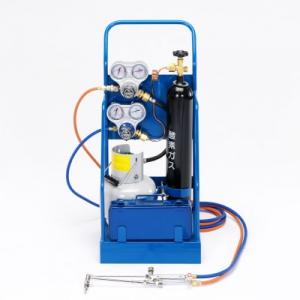 タスコ 溶接溶断セット プロパン・サンソ カプラ式 TA370BK