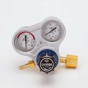 タスコ 酸素調整器 関東形 逆火防止器なし TA380A-2