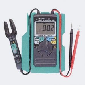 タスコ AC/DCクランプ付デジタルマルチメータ ポケットサイズ オートパワーセーブ機能付 TA452DJ-2