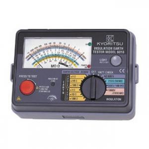 タスコ 絶縁・接地抵抗計 簡易測定(2極法)対応 オートディスチャージ機能付 TA453J-1