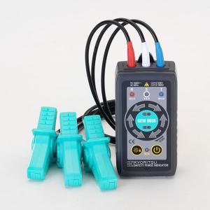 タスコ 非接触式検相器 静電誘導方式 マグネット付 TA456MS