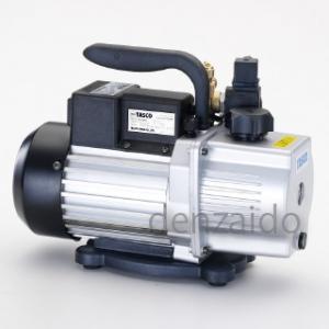 タスコ オイル逆流防止弁付高性能ツーステージ真空ポンプ 適応機器:~30HP(馬力)程度 TA150RC