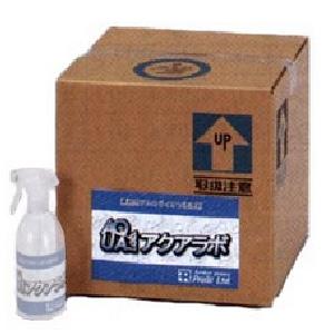 タスコ 業務用アルカリイオン洗浄剤 強アルカリ性電解水 20L バロンボックス TA912FP-20