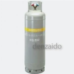 タスコ 冷媒ガス再生専用回収ボンベ 内容積116l(100kg) TA110-100SN