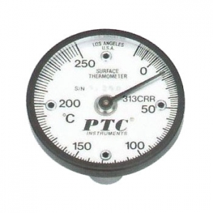 タスコ 表面温計 -30~+70℃ マグネット4個付 TA409A-70
