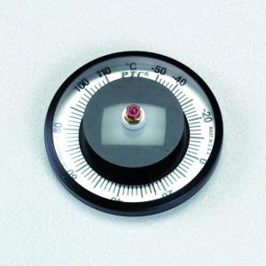 タスコ フルフラット型表面温計 -50~+110℃ リーフマグネットスプリング付 TA409C-110
