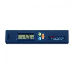 タスコ デジタル温度計 本体 測定範囲:-99.9~+1200℃ ケース付 TA410-110