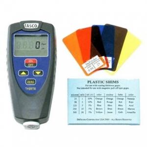 タスコ 膜厚計 磁性体専用膜圧計 TA414ED