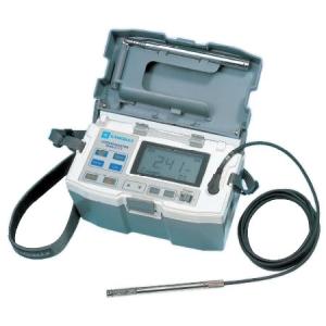 タスコ アネモマスター 風速・風温・圧力測定器 〔KANOMAX〕 TA411JD