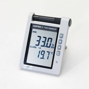 タスコ 温湿度表示器 大画面LCDディスプレイ TA408CE