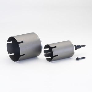 タスコ サイディング用換気コアドリルセット コアサイズ:110φ・160φ クイックチェンジ式シャンク TA673SW