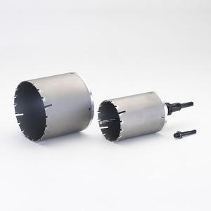タスコ 換気コアドリルセット(マルチ) コアサイズ:110φ・160φ クイックチェンジ式シャンク TA673RG