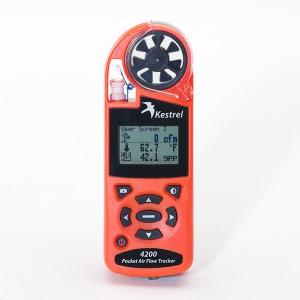 タスコ 空調用 温・湿・風速計 〔Kestrel〕 ポケットサイズ風速計シリーズ TA411RE