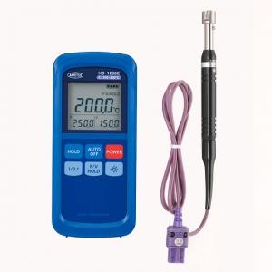 タスコ ハンディタイプ温度計 測定範囲:-200~+800℃ TA410RB