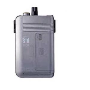 TOA 携帯型受信機(2チャンネル型) 2ch切替式 WT-1101-C12C14