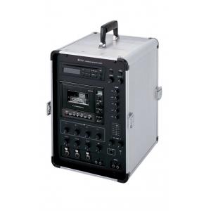 人気カラーの TOA 移動用PAアンプ 65W×2ch CD付 ダイバシティチューナーユニット(WT-1820)2台内蔵 KZ-65DC, 熊山町 9cf53850